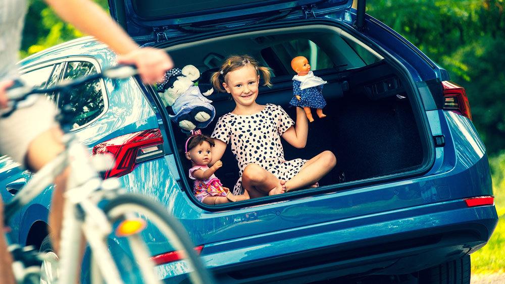 Familienautos Test
