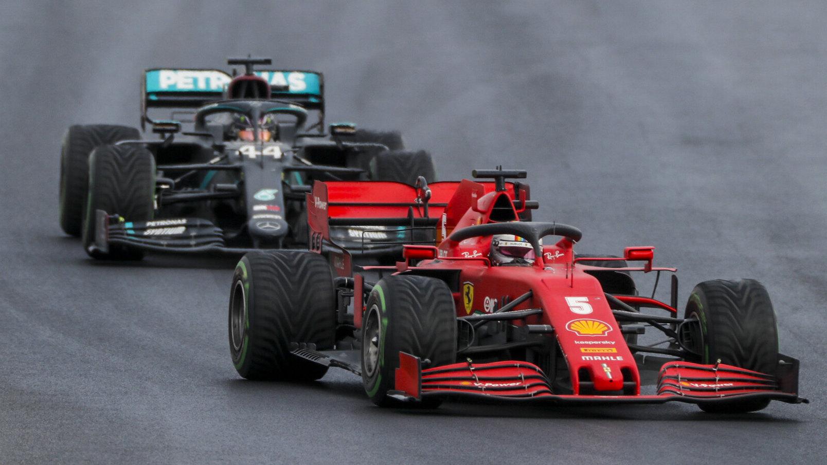 Formel 1 Archiv