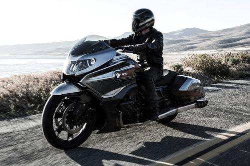 Bmw K 1600 B Cruiser Im Ersten Test Schon Gefahren Zweirad Motorline Cc