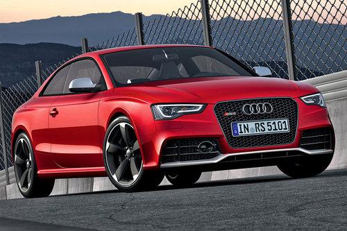 2012: Audi bringt RS5-Cabrio - News - Autowelt - motorline.cc