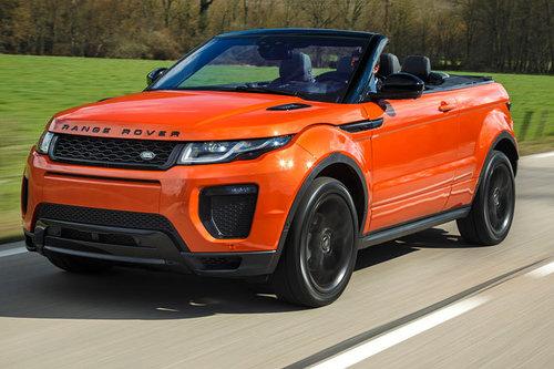 Range Rover Evoque Cabriolet - erster Test - Schon ...